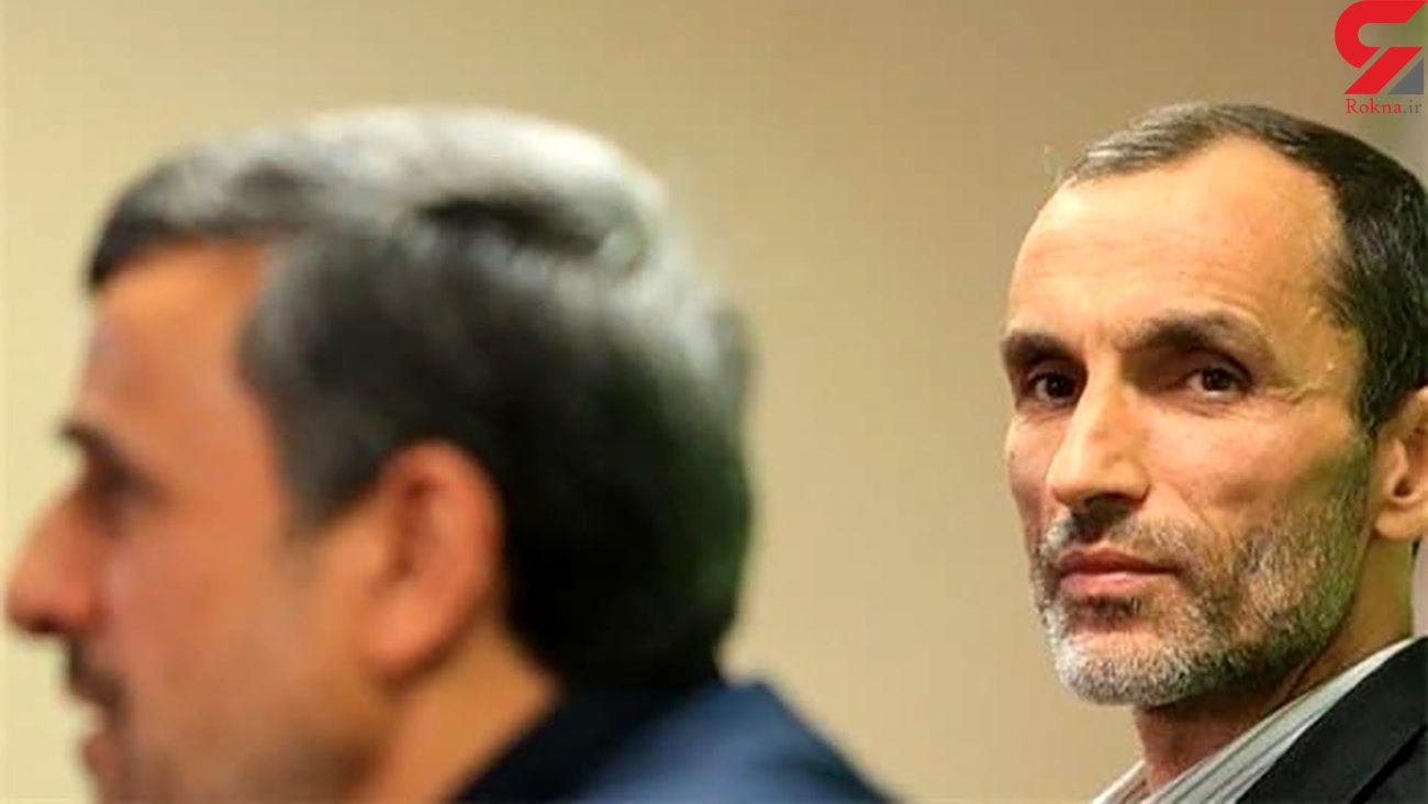 معاون احمدی نژاد در بیمارستان روان پزشکی بستری شد + عکس