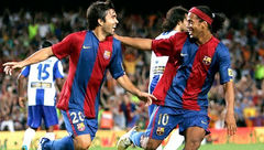 رونالدینیو بهترین بازیکن در تاریخ فوتبال است