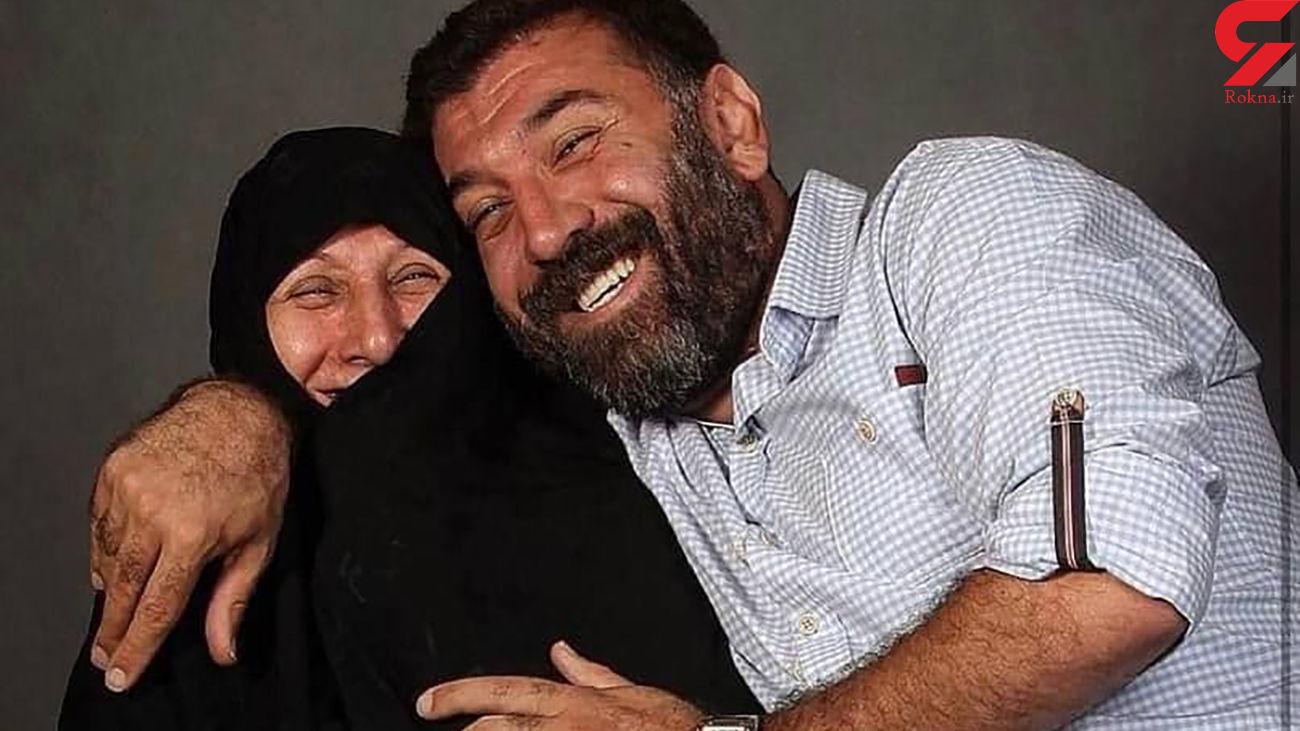 مادر علی انصاریان بیهوش شد / ماموریت سخت برای علی کریمی