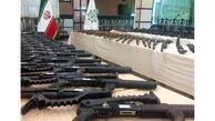 دستگیری اعضای باند فروش سلاحهای جنگی در بندرعباس