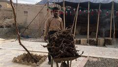 این مرد روستایی بی سواد در ایران درآمد میلیاردی دارد + عکس