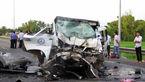 10 میهمان عروسی و داماد در مسیر خانه عروس کشته شدند+ عکس