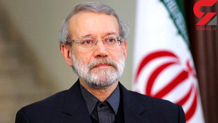 لاریجانی: جلسات مجلس در محل پارلمان و با پروتکل جدید برگزار می شود