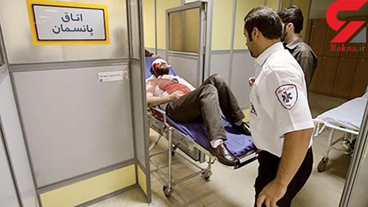 گفته های سه تن از مجروحان تیراندازی مجلس از حادثه + عکس