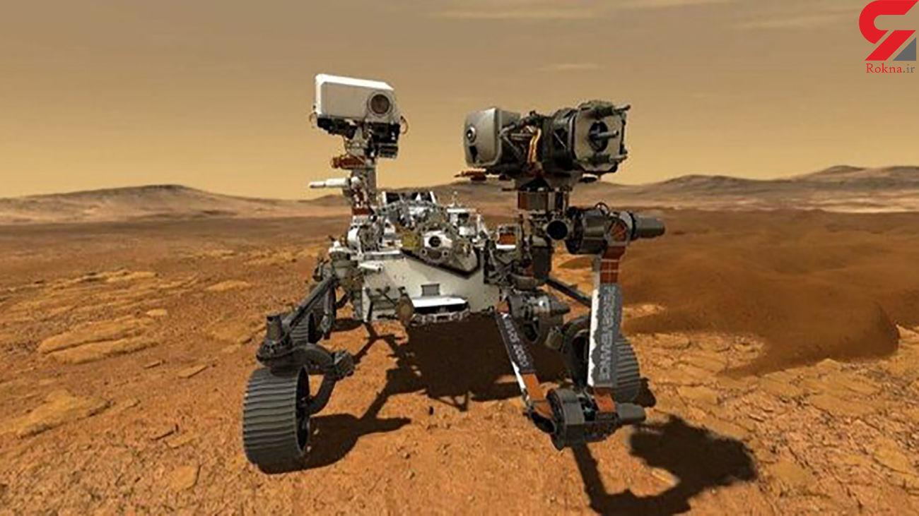 به زودی از مریخ صدا شنیده می شود
