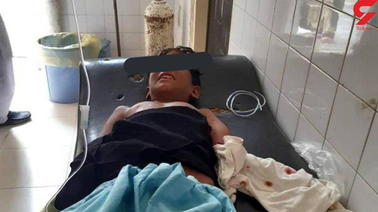 حمله تمساح به پسربچه ای در سیستان و بلوچستان + عکس