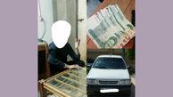 راننده آژانس در خوزستان سارق بود! + عکس