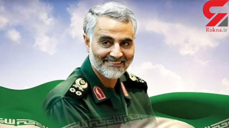 عکس / عبای رهبر انقلاب در کفن حاج قاسم / سرنوشت زیبای انگشتر معروف سردار شهید