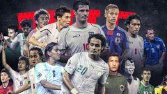 5 ایرانی در تیم منتخب تاریخ جام ملتهای آسیا+عکس