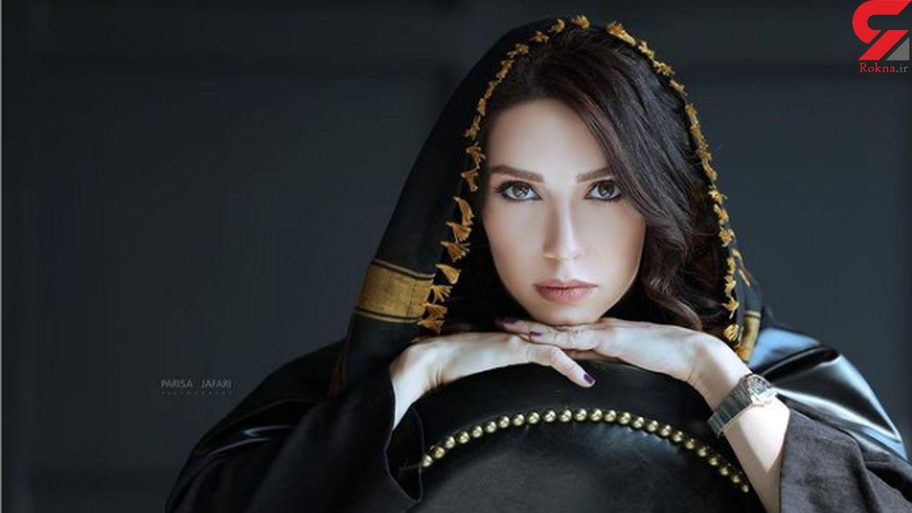 باز هم عکس خاص شهرزاد کمال زاده / چه می کنه این دختر!