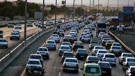 آخرین وضعیت ترافیک بزرگراهی تهران /در صبح یکشنبه