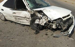 خواب آلودگی جان راننده زانتیا را گرفت / در ساوه رخ داد