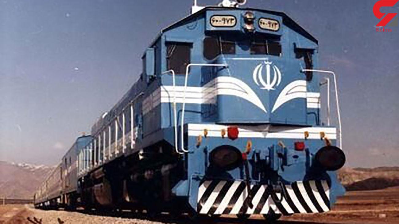 تصادف هولناک پسر کوچولو تهرانی با قطار / پایش قطع شد
