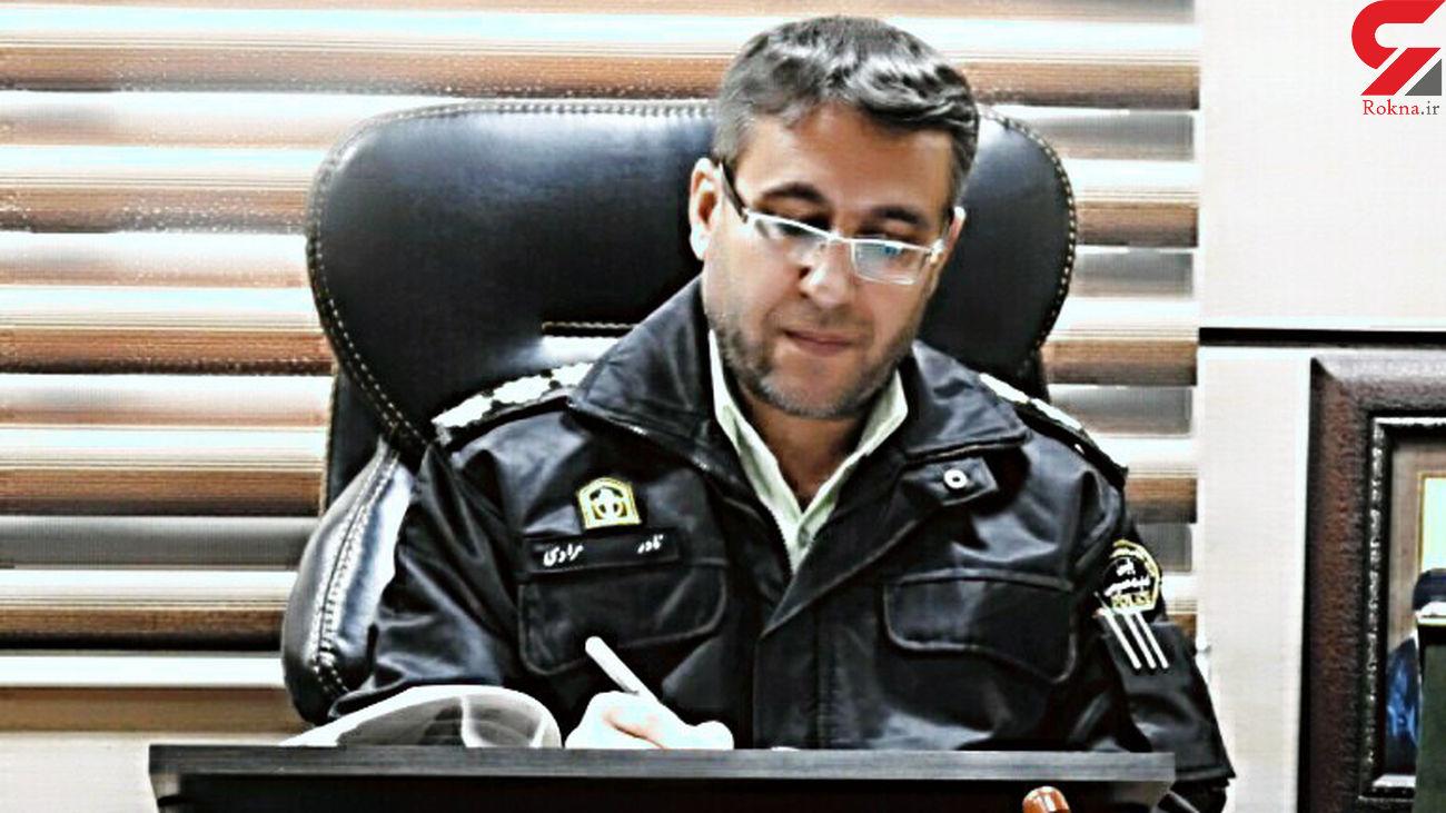 اقدامات پلیس اماکن تهران برای حفاظت مردم از ابتلا به کرونا / پلمب 550 واحد صنفی در راستای سلامت اجتماعی + فیلم و عکس
