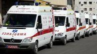 موقعیت یابی تماس گیرندگان با اورژانس تهران