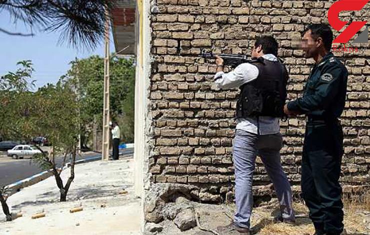 سارقان مسلح مامور نیروی انتظامی بندر ماهشهر را به شهادت رساندند