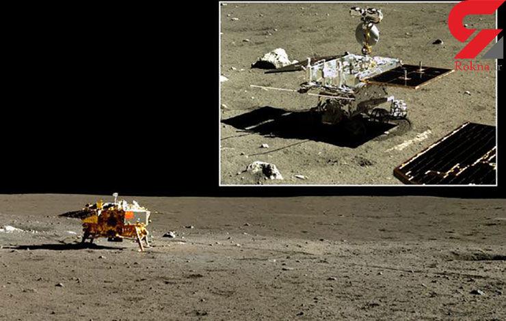 نخستین تصاویر واضح از سطح ماه