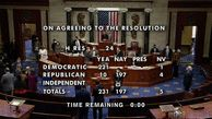 House of Representatives votes to 2nd Trump impeachment