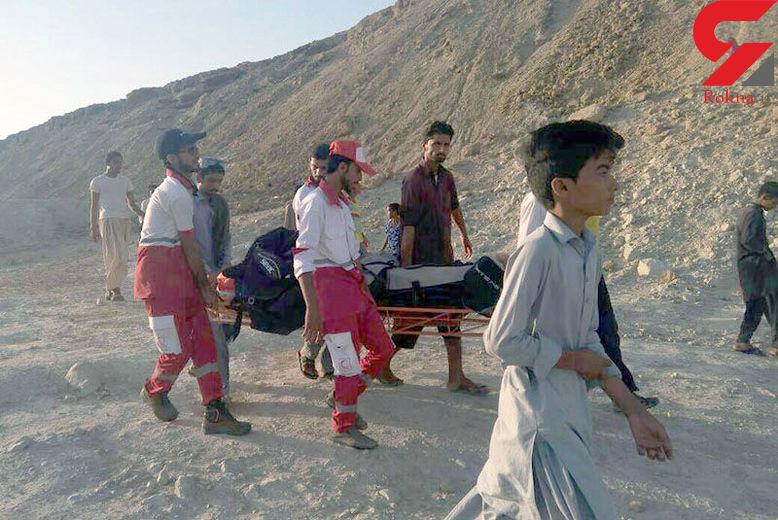 بلای هولناکی که سر 2 برادر سیستانی در چاه آمد + عکس