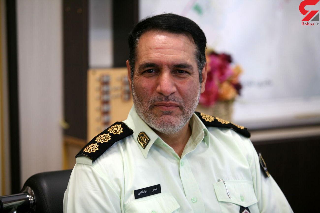 دستگیری۶ سارق و کشف ۱۰ فقره سرقت در خرم آباد