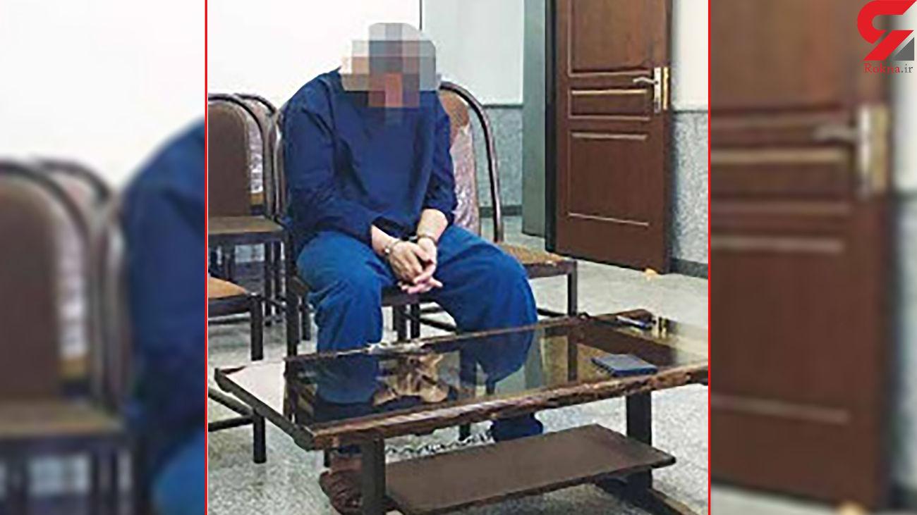 داماد تهرانی زن، پدرزن و مادرزنش را سلاخی کرد / فریاد اعتراف در بالکن محل قتل عام + عکس