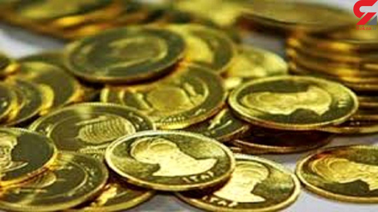 قیمت سکه به کانال ۱۰ میلیون تومان برگشت