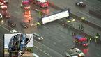 2 کشته و 8 مجروح در حادثه رانندگی لسآنجلس