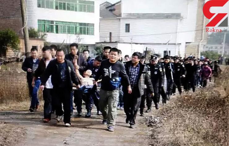 دستگیری قاتل سریالی در چین
