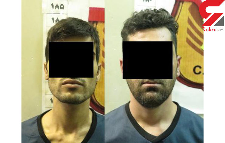 """دستگیری سارقان داخل خودرو با 8 فقره سرقت در""""رشت""""+عکس متهمان"""