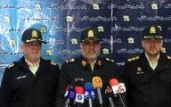 گزارشی از عملیات بزرگ پلیس تهران / انهدام 49 باند تبهکاری +عکس و فیلم