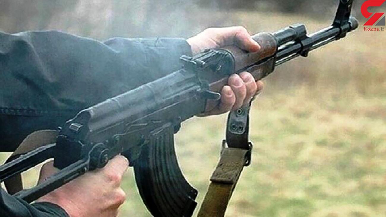 مردان مسلح سرباز مازندرانی را به رگبار بستند