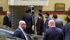ورود تیم تحقیقاتی ترکیه به کنسولگری عربستان سعودی در استانبول +عکس