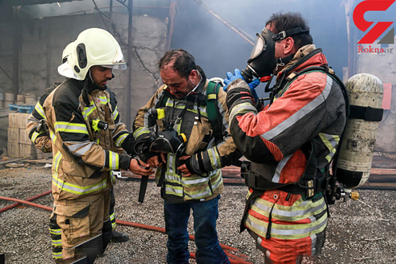 عروسک های تهرانی در آتش ذوب شدند ! / اتفاقی که امروز رخ داد