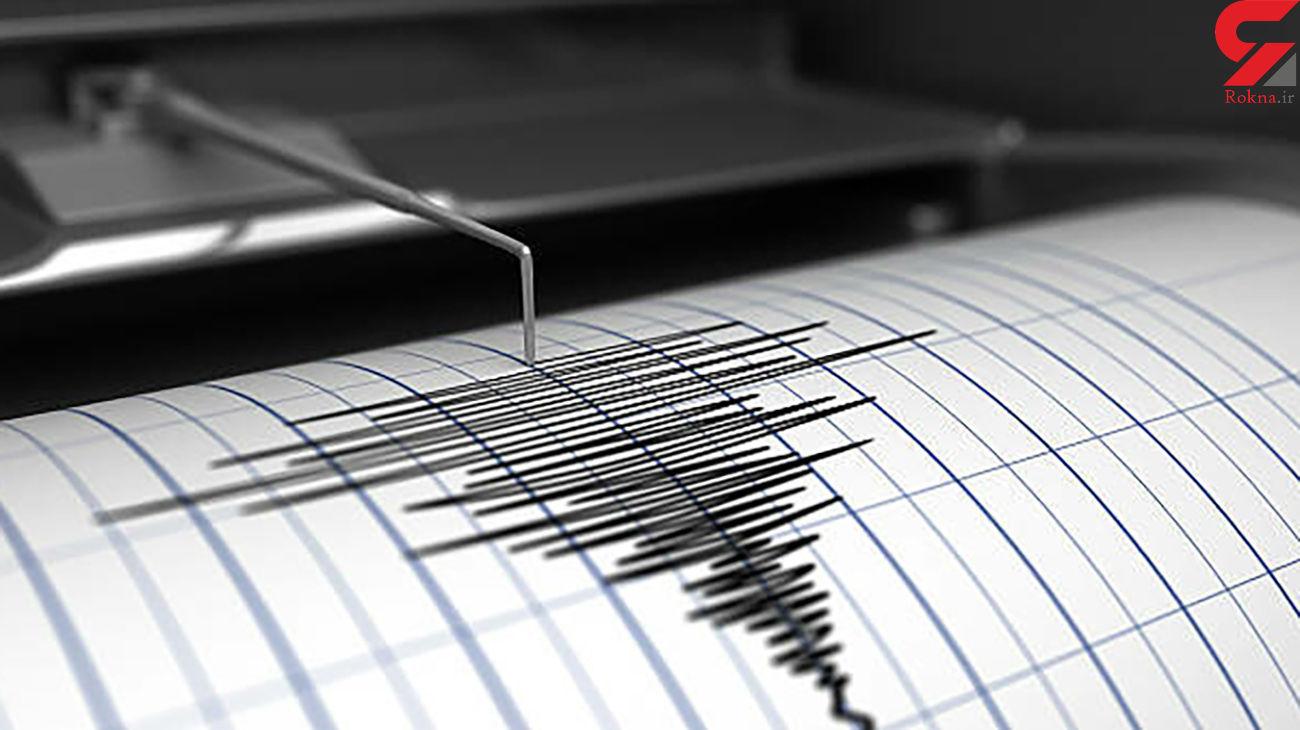زلزله دریای مازندران را لرزاند / جزئیات زلزله ترسناک ساعتی قبل در ساری
