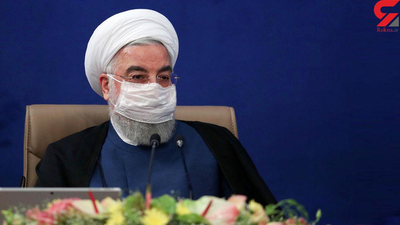 روحانی: اداره کشور با کمترین اتکا به نفت، قدرتنمایی ایران در جنگ اقتصادی است
