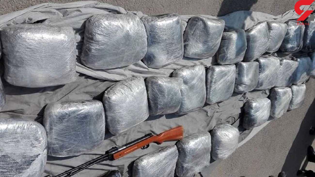 انهدام 9 باند قاچاق مواد مخدر سه ماهه اول سالجاری در خوی