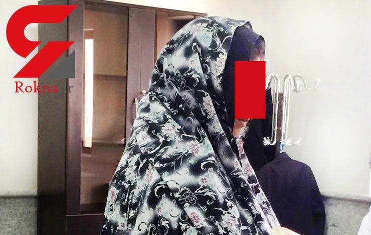 زن صیغه ای با بی حیایی مردان  را به خلوتی می برد + عکس
