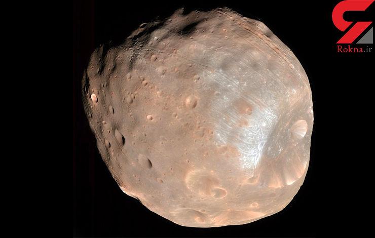 فیلم کوتاه از  قمر سیاره بهرام