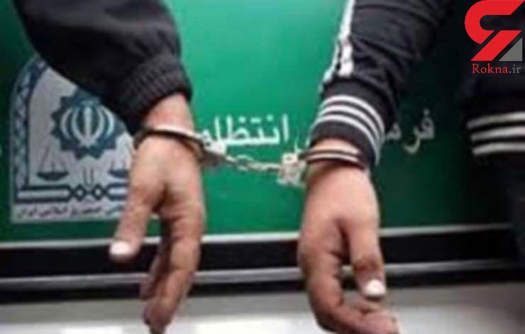 50فقره سرقت محتویات خودرو در اعترافات یک سارق