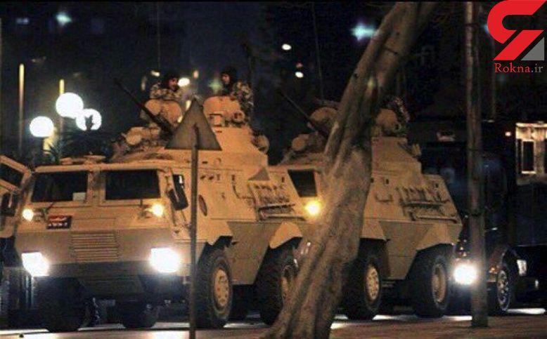 فیلم کودتا در ترکیه / جنگده ها در استانبول دیوار صوتی شکستند / انتقال اردوغان به نقطه امن+عکس