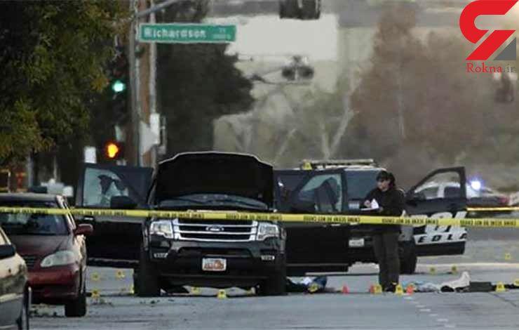 آتش زدن جسد مردی در سطل زباله + عکس