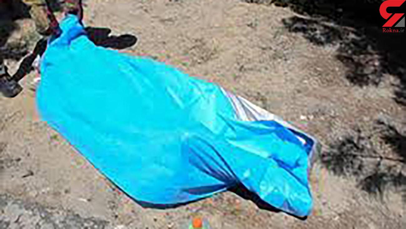 انتقال جسد مرد گیلانی به سردخانه