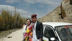 این دختر به خاطر عشق به پسر افغانی نروژ را ترک کرد+عکس