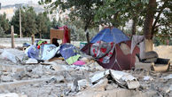 قضیه خانوادههای چادر نشین پروژه همت چیست؟!