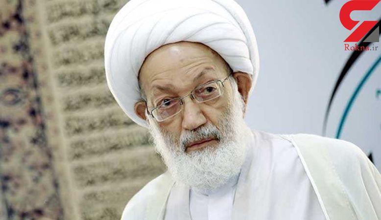 شاه بحرین با سفر درمانی شیخ قاسم به خارج موافقت کرد
