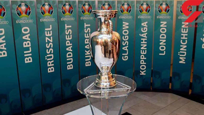 قرعهکشی مقدماتی یورو 2020: همگروهی دوباره هلند و آلمان