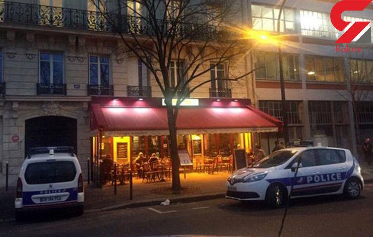 وحشت از درگیری مسلحانه در پاریس