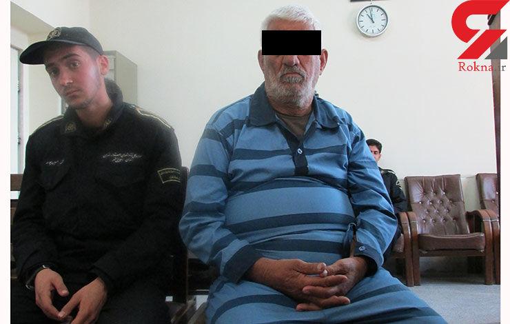 سردرگمی 12 ساله یک قاتل پشت میلههای زندان