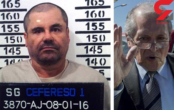 نظارت الکترونیکی از ال چاپو در زندان فوق امنیتی
