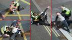 قهرمان بوکس مامور پلیس را از دست دزدان نجات داد  + فیلم و عکس